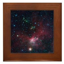 Deep Space Framed Tile