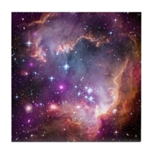 Beauty of Space Tile Coaster