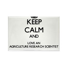 Keep Calm and Love an Agriculture Research Scienti