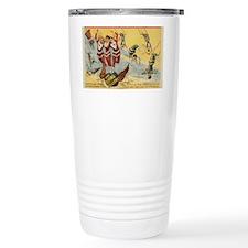 Vintage Barnum & Bailey Greates Travel Mug
