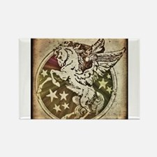 winged horse Magnets