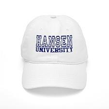 HANSEN University Baseball Cap