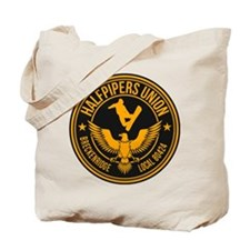 Breck Halfpipers Union Gold Tote Bag