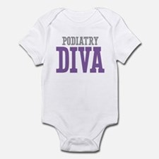 Podiatry DIVA Infant Bodysuit