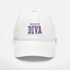 Podiatry DIVA Baseball Baseball Cap