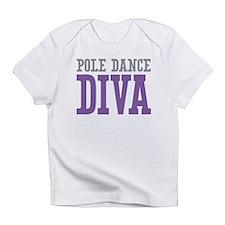 Pole Dance DIVA Infant T-Shirt