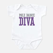 Pole Dance DIVA Infant Bodysuit