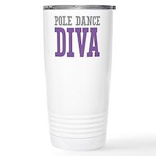 Pole Dance DIVA Travel Mug
