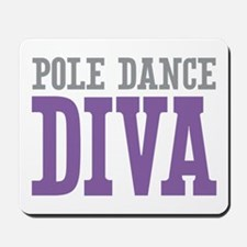 Pole Dance DIVA Mousepad