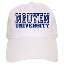 NGUYEN University Baseball Cap