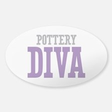 Pottery DIVA Decal