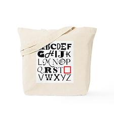 Missing U Tote Bag