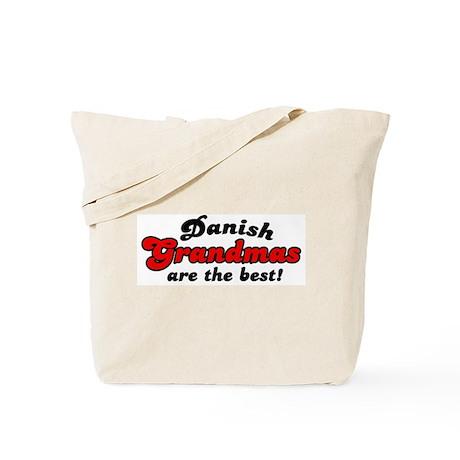 Danish Grandmas are the Best Tote Bag