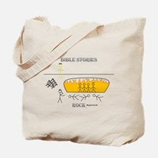 Shadrach, Meshach, and Abendego Tote Bag