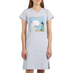 Whaling Wall Women's Nightshirt