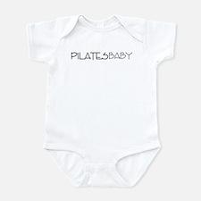3-pilatesbaby Body Suit