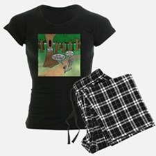 Forest Time Share Pajamas