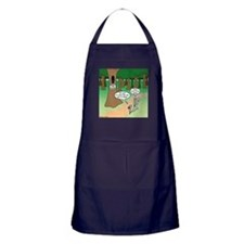 Forest Time Share Apron (dark)
