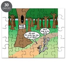 Forest Time Share Puzzle