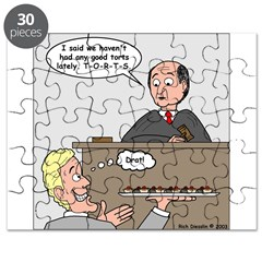 Torts not Tarts Puzzle