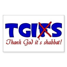 TGIS Rectangle Decal