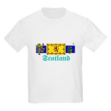 Scottish Gold (1) Kids T-Shirt