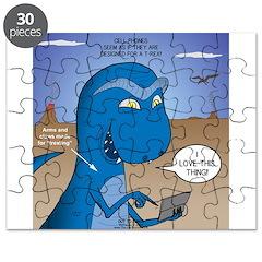 T-Rex Mobile Puzzle