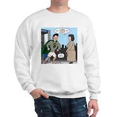 Not So Super Mondays Sweatshirt