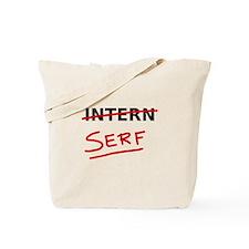 Intern (serf) Tote Bag
