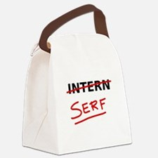 Intern (serf) Canvas Lunch Bag