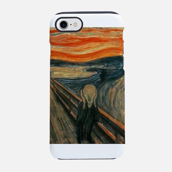 The Scream (Edvard Munch) iPhone 7 Tough Case