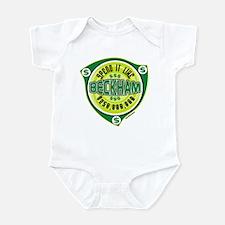Spend It Like Beckham Infant Bodysuit