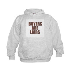 Buyers are Liars Hoodie