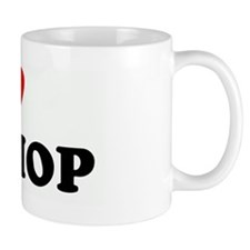 I Love HIP-HOP Mug