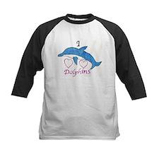 I love dolphins Tee