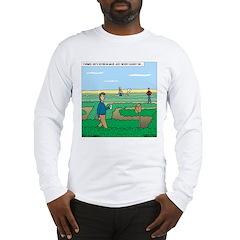 Soybean Maze Long Sleeve T-Shirt