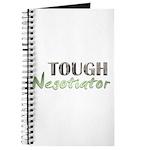 Tough Negotiator Journal
