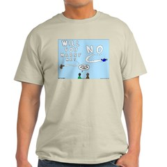 Sky Writing Proposal T-Shirt