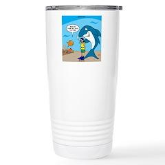 Shark Chum Stainless Steel Travel Mug
