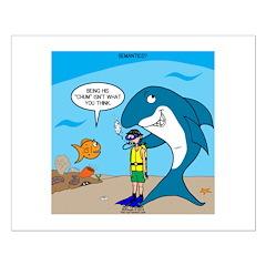 Shark Chum Posters