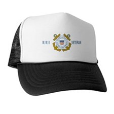 Coast Guard<BR>World War II Veteran Cap