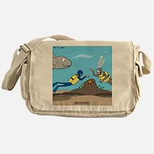 SCUBA Surprise Messenger Bag