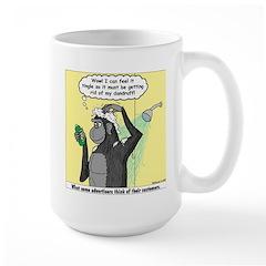 Gorilla Shampoo Commercial Mug