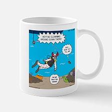 SCUBA Clowning Around Mug