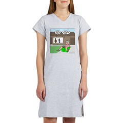 Mother-in-law Recycling Women's Nightshirt