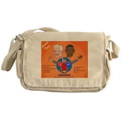 Political Looney Tunes Messenger Bag