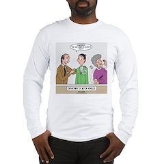 DMV Trainee Long Sleeve T-Shirt