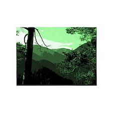 Sihot Deep Emerald 5'X7'area Rug