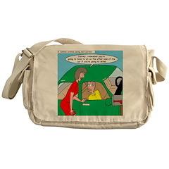 Mailman Syndrome Messenger Bag