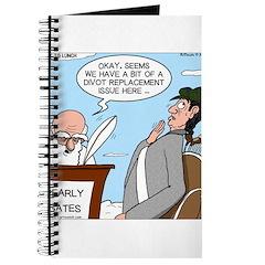 Golf Divot Sin Journal